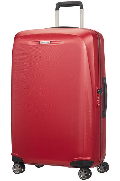 Starfire Nelipyöräinen laukku (Spinner) 75cm Crimson Red