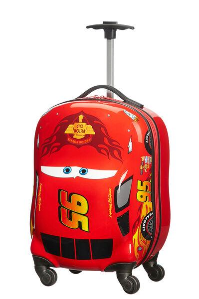 Disney Ultimate Nelipyöräinen laukku (Spinner) 46cm Cars Classic