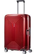 Neopulse Nelipyöräinen laukku (Spinner) 69cm Metallic Red