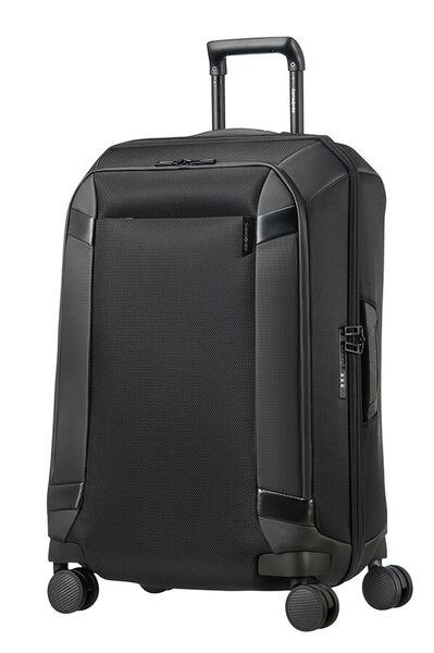 X-Rise Nelipyöräinen laajennettava matkalaukku 67cm