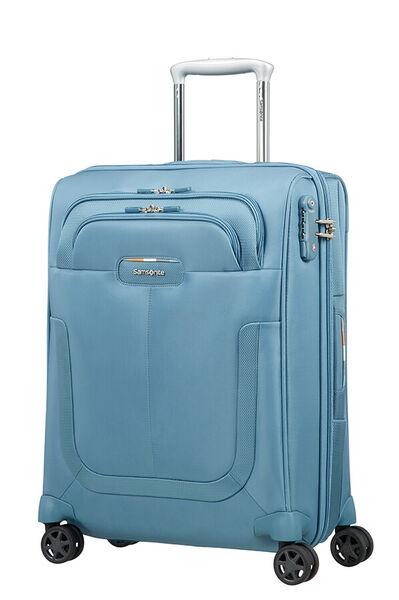 Duosphere Nelipyöräinen laajennettava matkalaukku 55cm