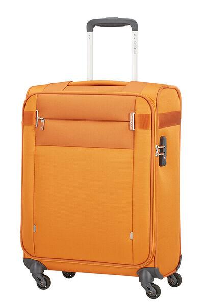 Citybeat Nelipyöräinen matkalaukku 55cm