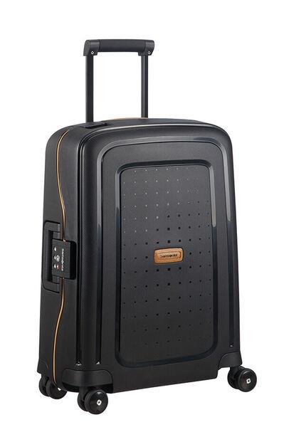 S'cure Eco Nelipyöräinen matkalaukku 55cm