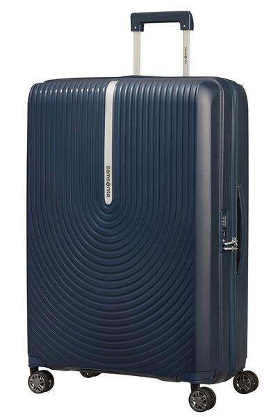 Hi-Fi Nelipyöräinen laajennettava matkalaukku 75cm