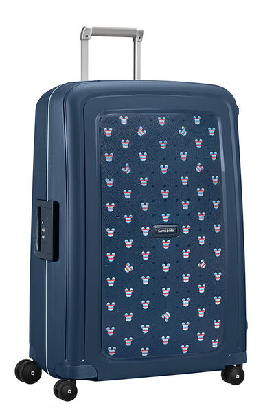 S'cure Disney Nelipyöräinen matkalaukku 75cm
