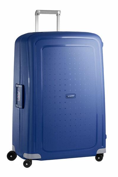 S'Cure Nelipyöräinen laukku (Spinner) 81cm Dark Blue