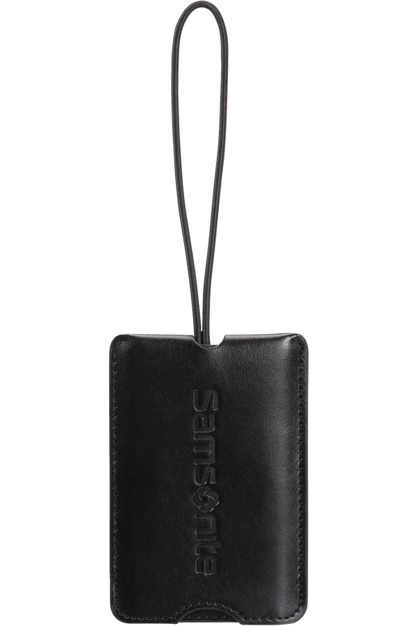 Samsonite Global Ta Secure Luggage Tag Black