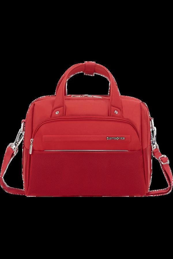Samsonite B-Lite Icon Beauty Case  Red