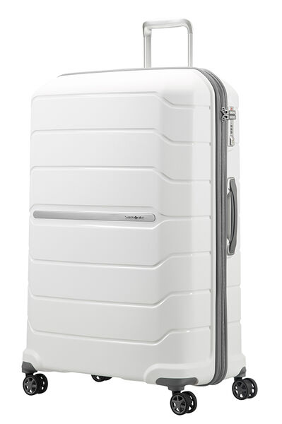 Flux Nelipyöräinen laajennettava matkalaukku 81cm
