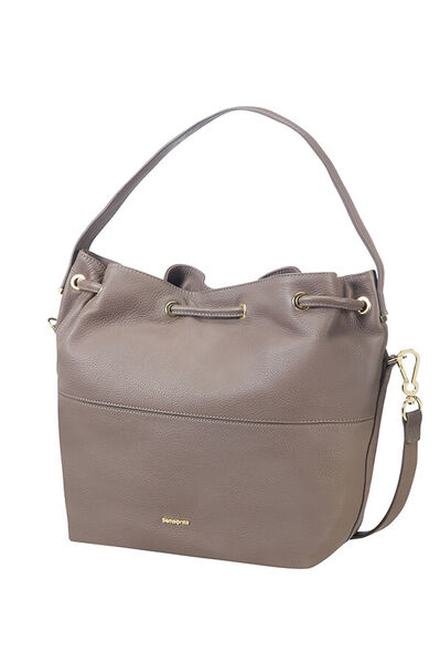 Pearly Bucket Bag