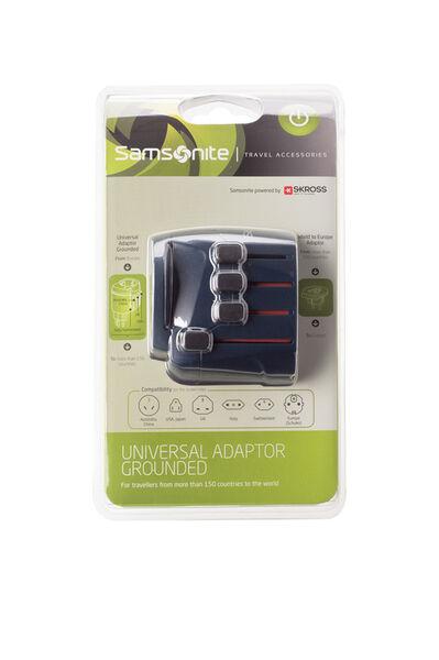 Travel Acc.Essential Adapteri