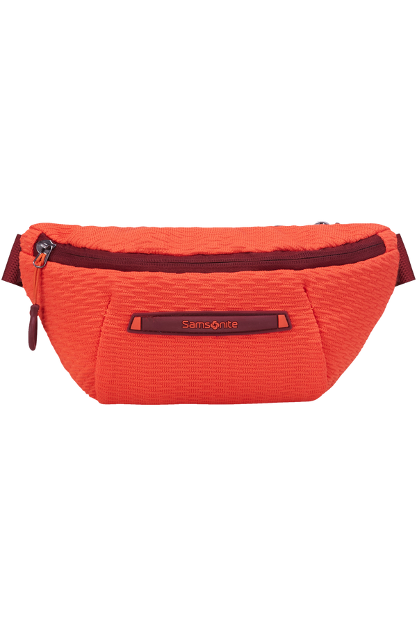 Samsonite Neoknit Belt Bag  Fluo Red/Port