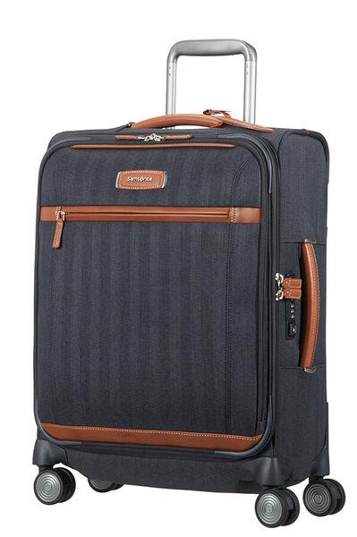 Lite DLX Nelipyöräinen laajennettava matkalaukku 55cm