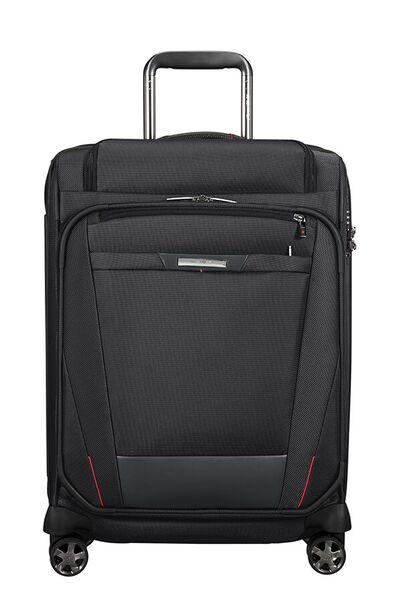 Pro-Dlx 5 Nelipyöräinen matkalaukku päälitaskulla 56cm