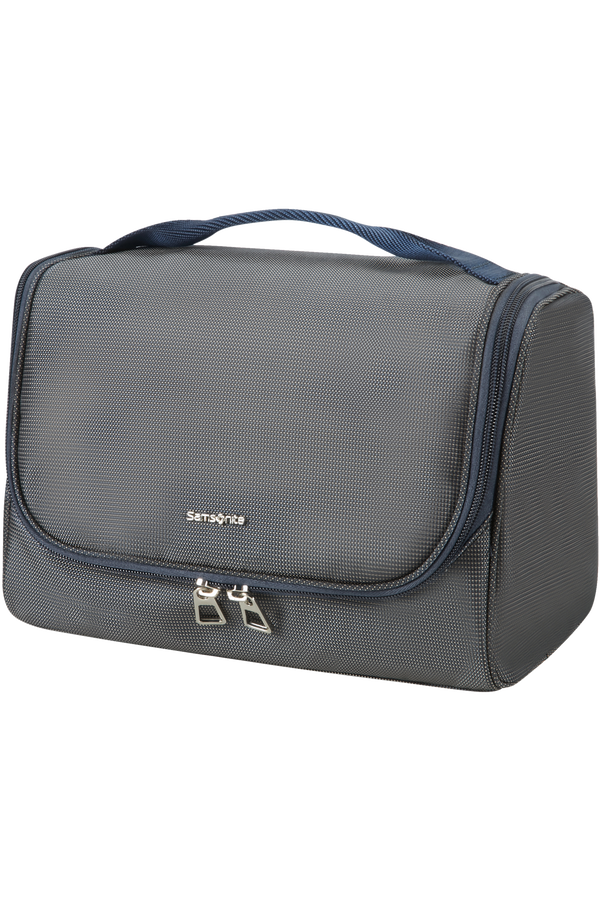 Samsonite Cosmix Hanging Toiletry Bag Black Iris