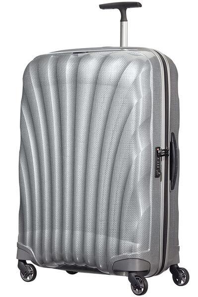 Cosmolite Nelipyöräinen laukku (Spinner) 75cm Silver