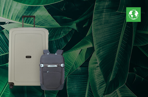 Eco luggage & bags