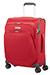 Spark SNG Nelipyöräinen laukku päälitaskulla 55cm Red