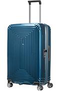Neopulse Nelipyöräinen laukku (Spinner) 69cm Metallic Blue