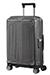 Lite-Box Nelipyöräinen matkalaukku 55cm Eclipse Grey