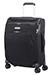 Spark SNG Nelipyöräinen matkalaukku päälitaskulla 55cm Black